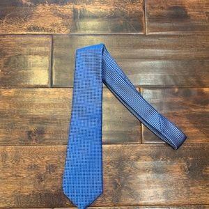 Nordstrom Diamond Pattern Silk Mens Tie